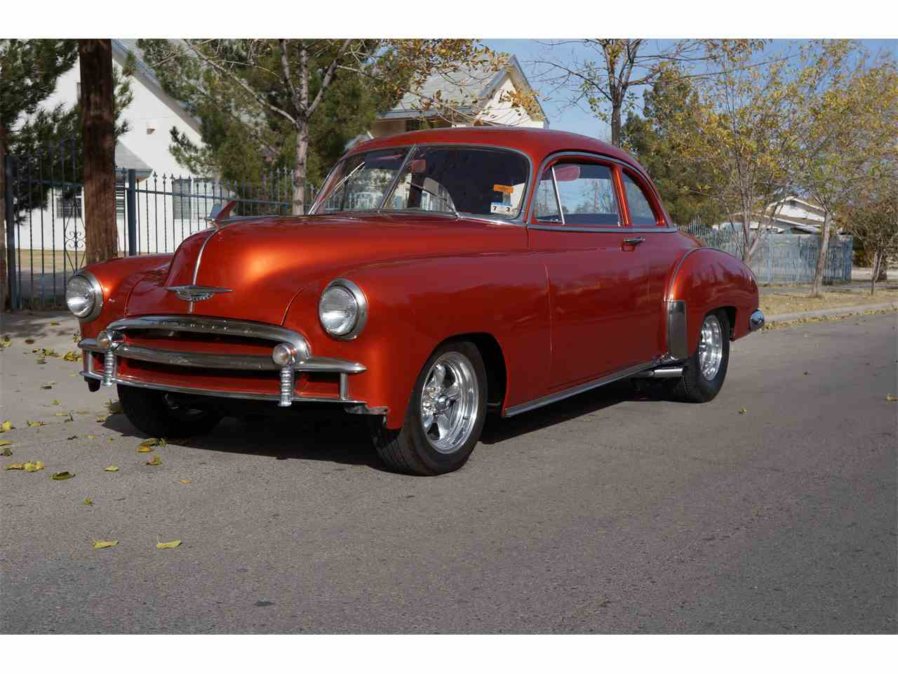 1950 Chevrolet 2-Dr Coupe for Sale | ClassicCars.com | CC ...