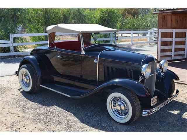 1931 Ford Hot Rod | 619396
