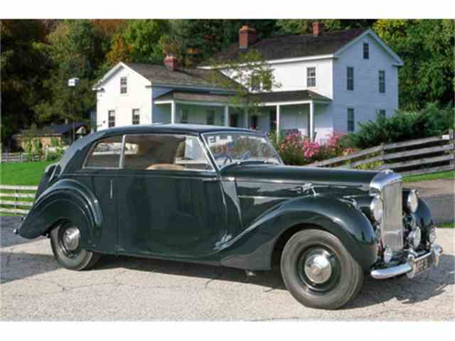 1948 Bentley Mark IV 2 door James Young Coupe | 619405