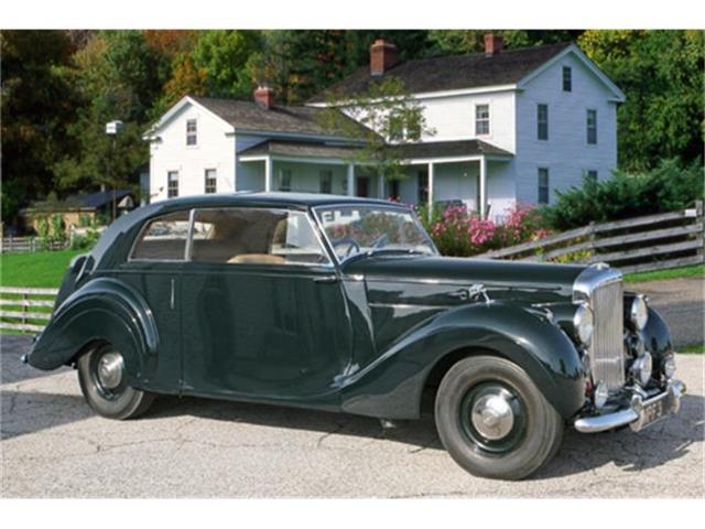 1948 Bentley Mark IV | 619405