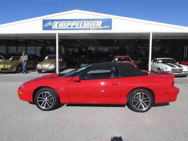 2002 Chevrolet Camaro | 619661