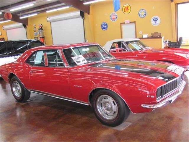 1967 Chevrolet Camaro | 619667
