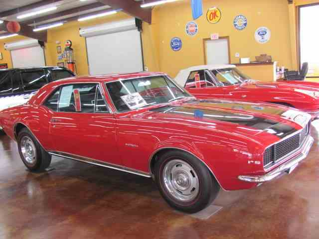 1965 to 1967 chevrolet camaro for sale on classiccars - pg 2