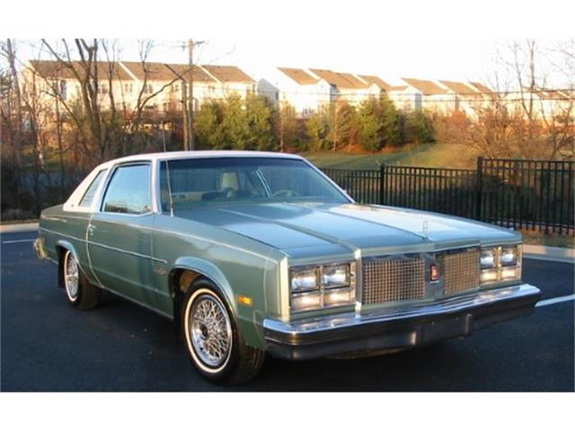 1977 Oldsmobile 98 Regency | 619880