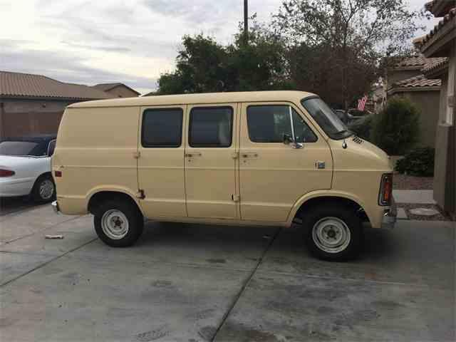 1985 Dodge Ram Van | 610992