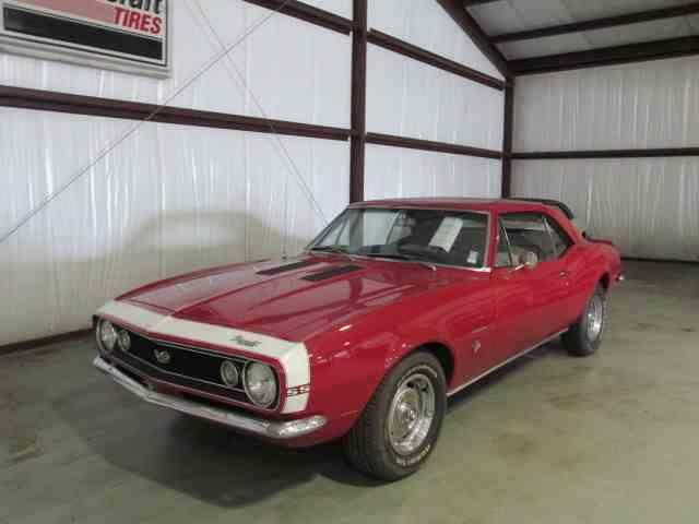 1967 Chevrolet Camaro | 619960