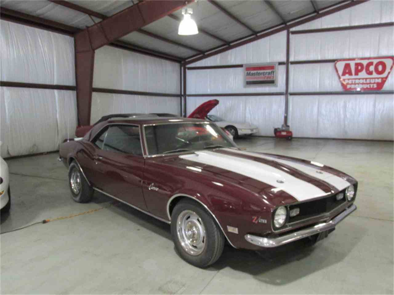 Large Picture of '68 Camaro Z28 - DAD5