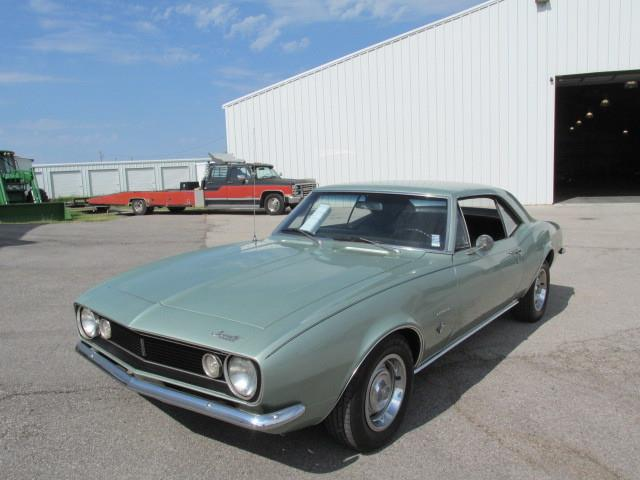 1967 Chevrolet Camaro | 619962