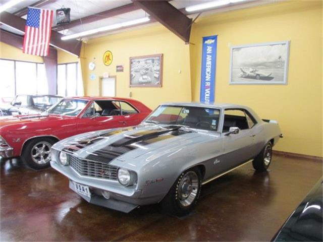 1969 Chevrolet Camaro | 619963