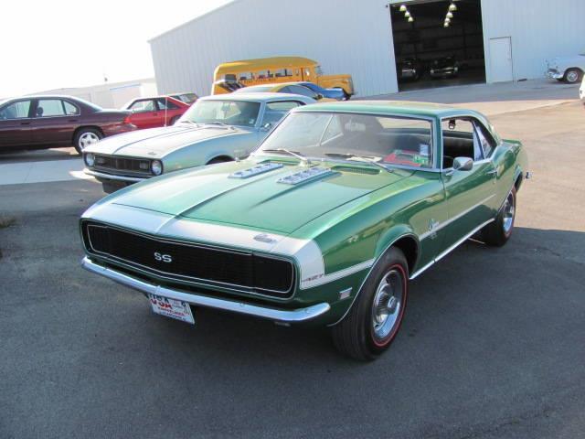 1968 Chevrolet Camaro | 619964