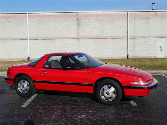 1988 Buick Reatta | 621116