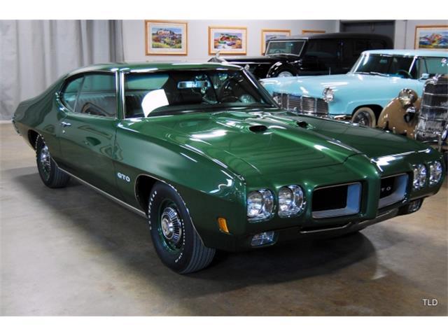 1970 Pontiac GTO | 621208
