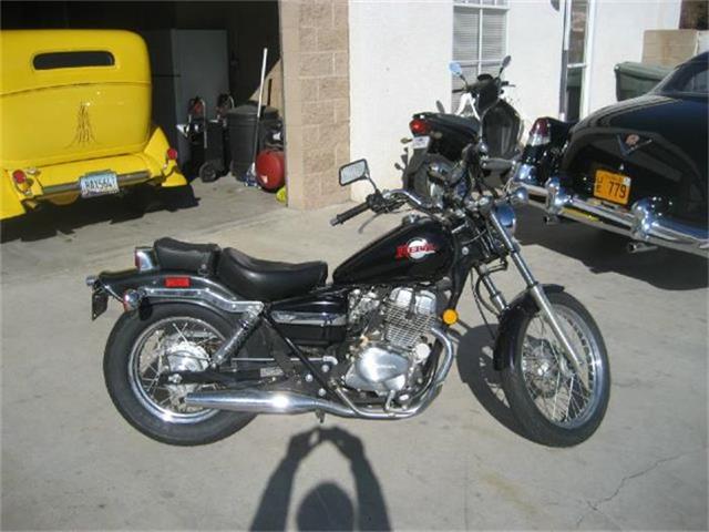 2001 Honda Rebel   621337