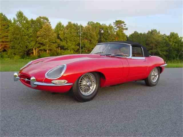 1966 Jaguar XKE | 621719