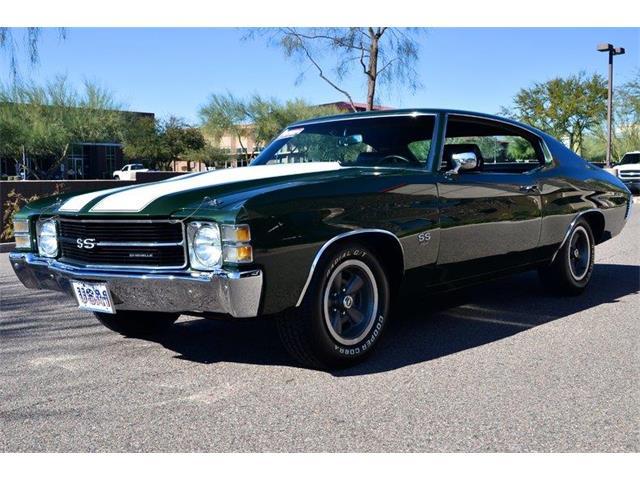 1971 Chevrolet Chevelle | 621738
