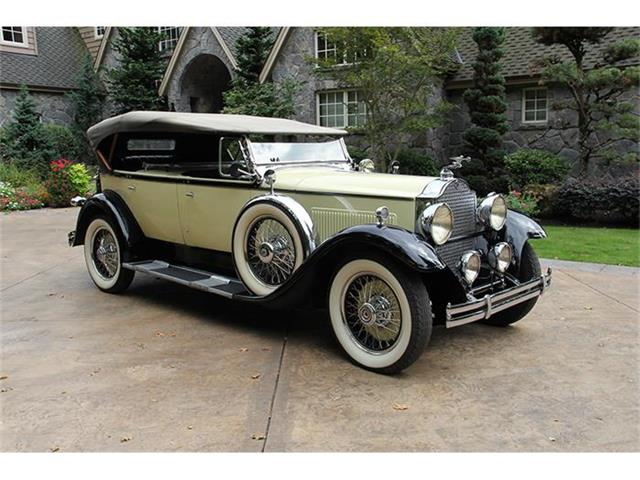 1930 Packard Sports Phaeton | 622066