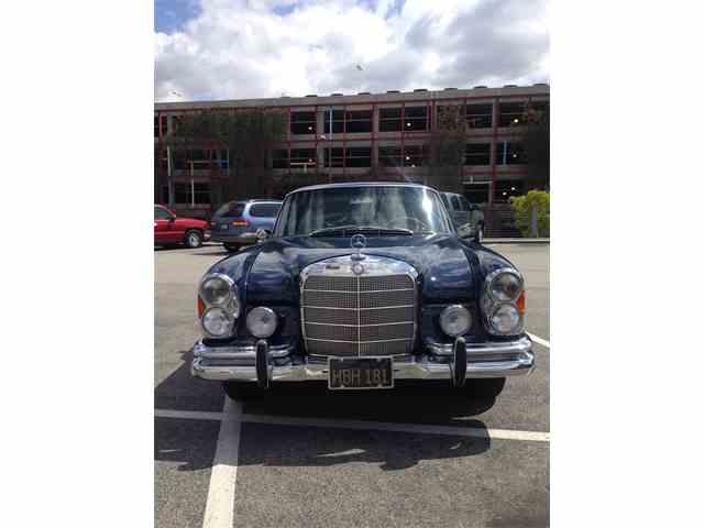 1967 Mercedes-Benz 250SE | 622080