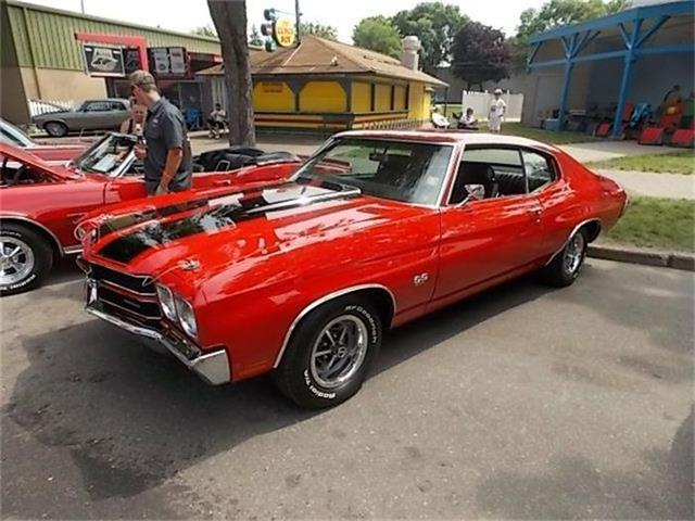 1970 Chevrolet Chevelle | 622438