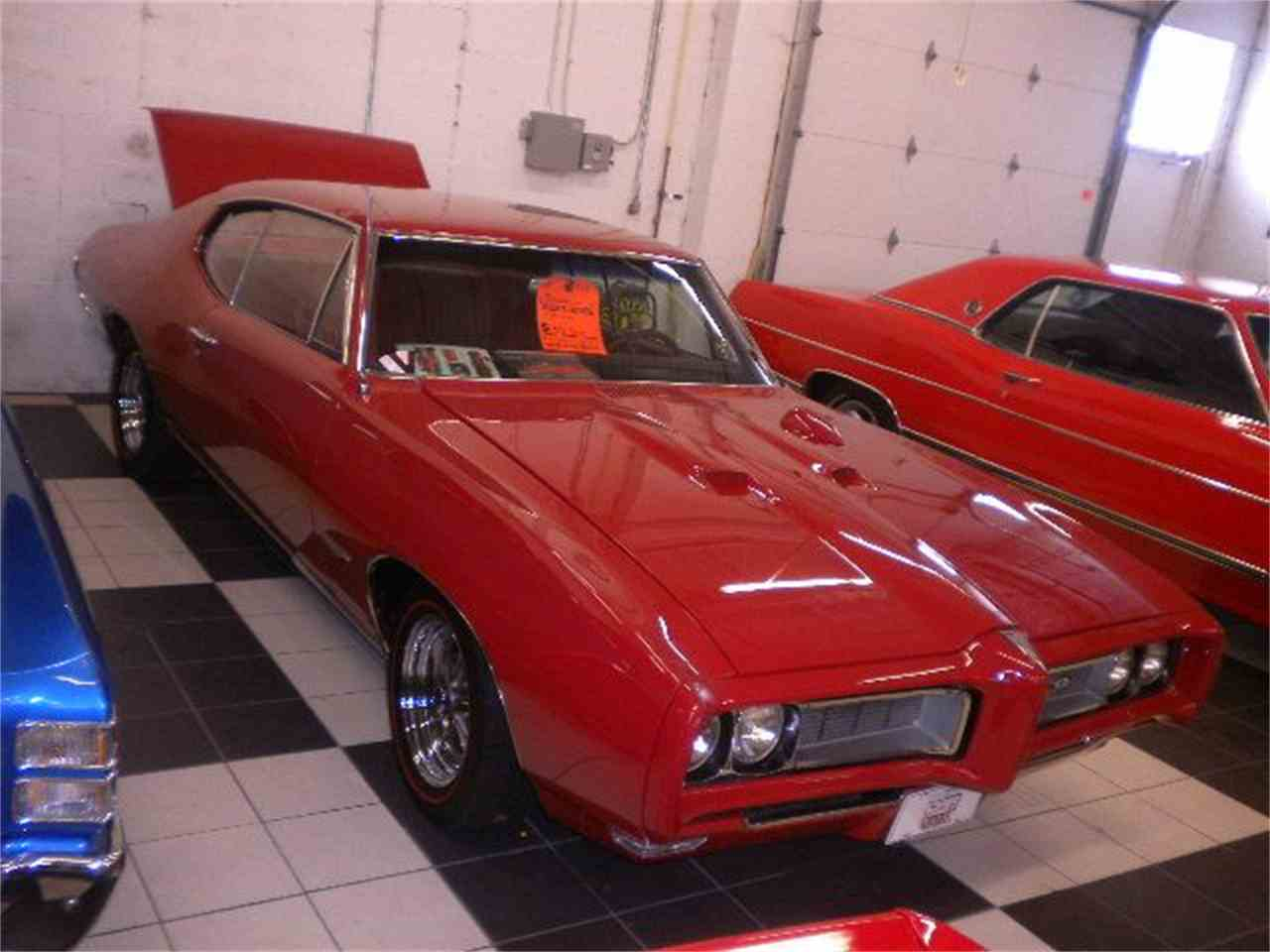 Large Picture of '68 GTO - DCA6