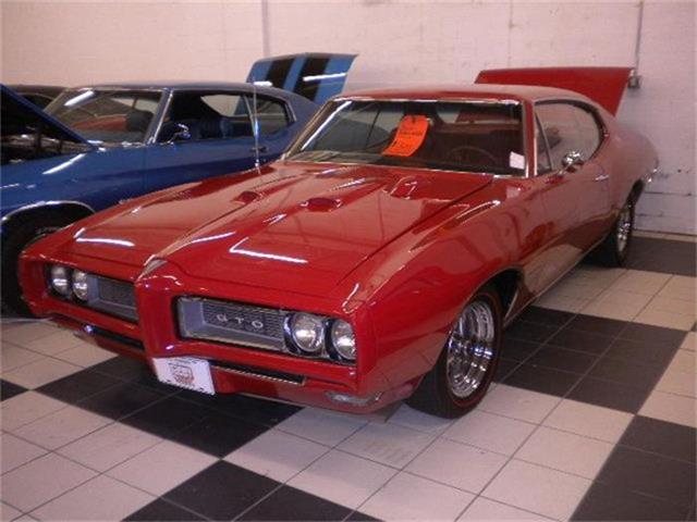 1968 Pontiac GTO | 622446