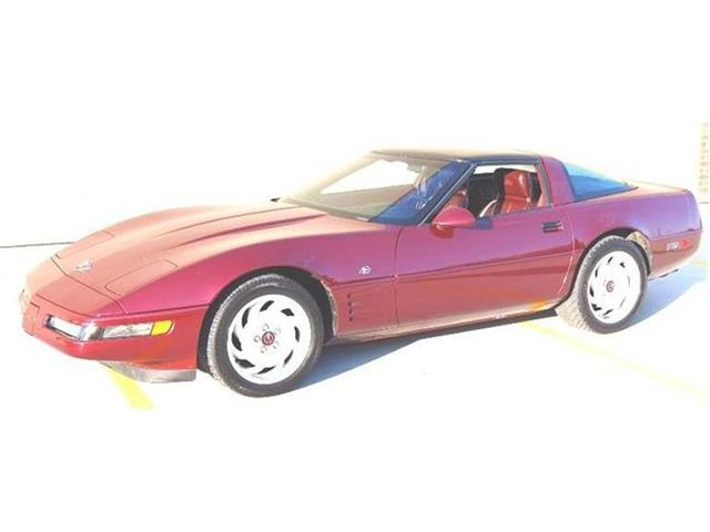 1993 CHEVROLET CORVETTE 40TH ANNIVERSARY | 622450