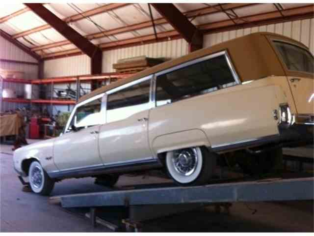1969 Oldsmobile Hearse | 622483