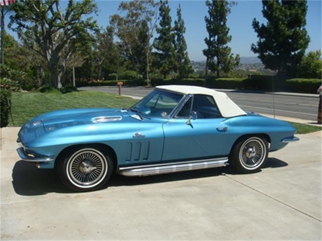 1966 Chevrolet Corvette Stingray | 622574