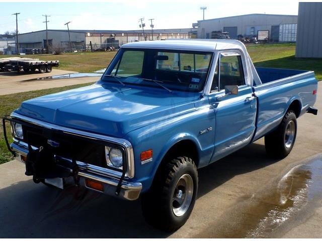 1972 Chevrolet C/K 10 | 622605
