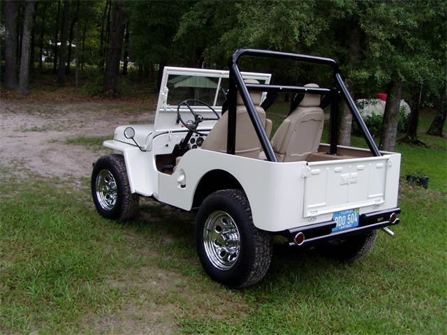 1947 Willys CJ2A | 622928