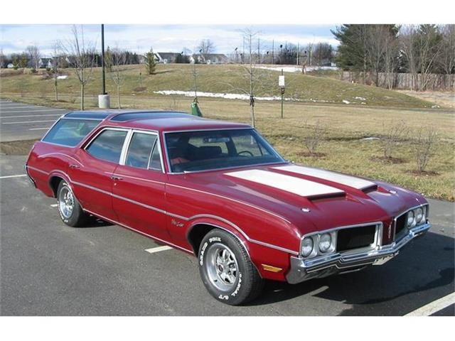 1970 Oldsmobile Vista Cruiser | 623037