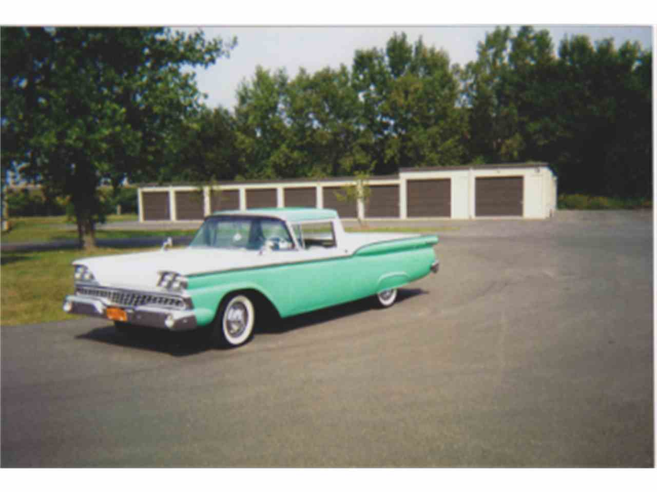 Large Picture of '59 Ranchero - DCXX
