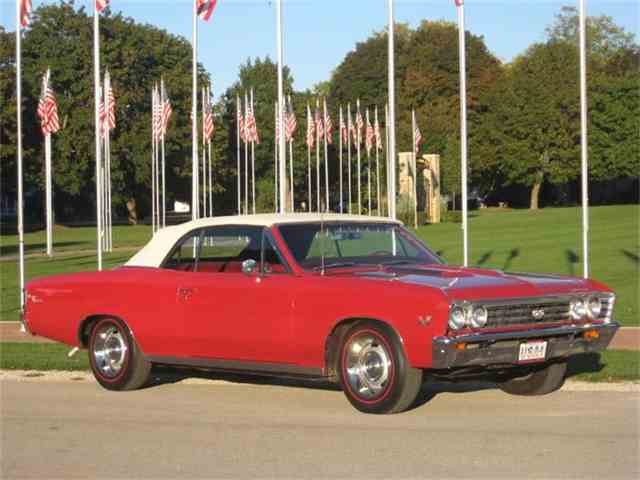 1967 Chevrolet Chevelle | 623310