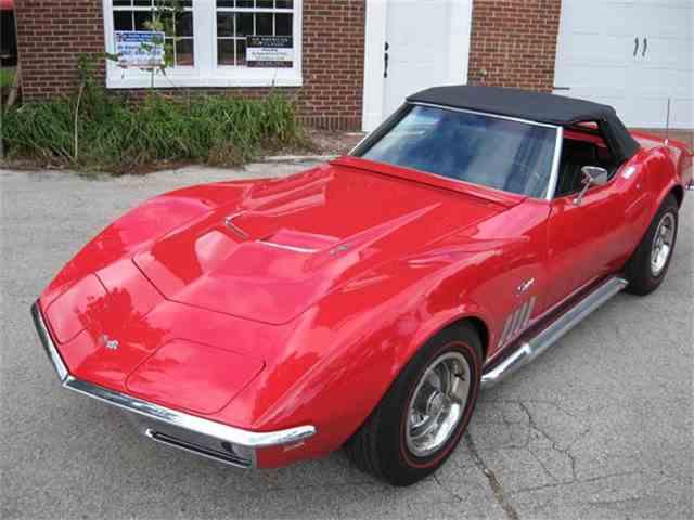 1969 Chevrolet Corvette | 623312