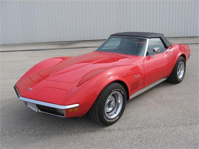 1971 Chevrolet Corvette | 623314