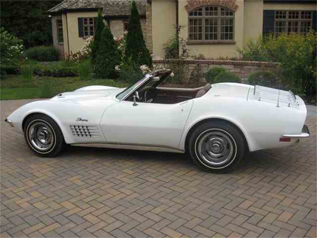 1971 Chevrolet Corvette | 623315