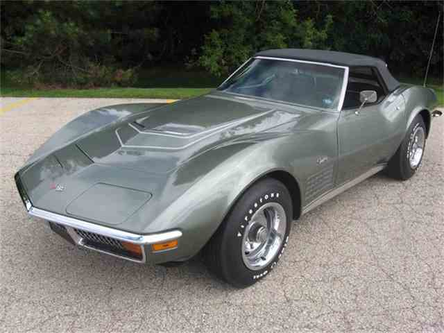 1972 Chevrolet Corvette | 623318