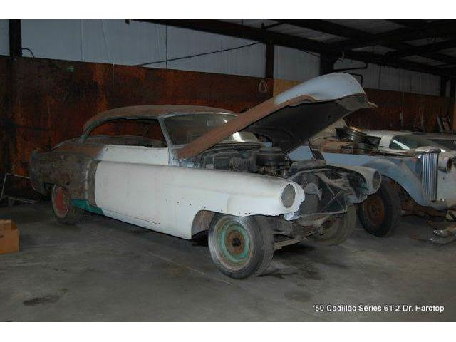 1950 Cadillac Series 61 Hardtop Project | 624099
