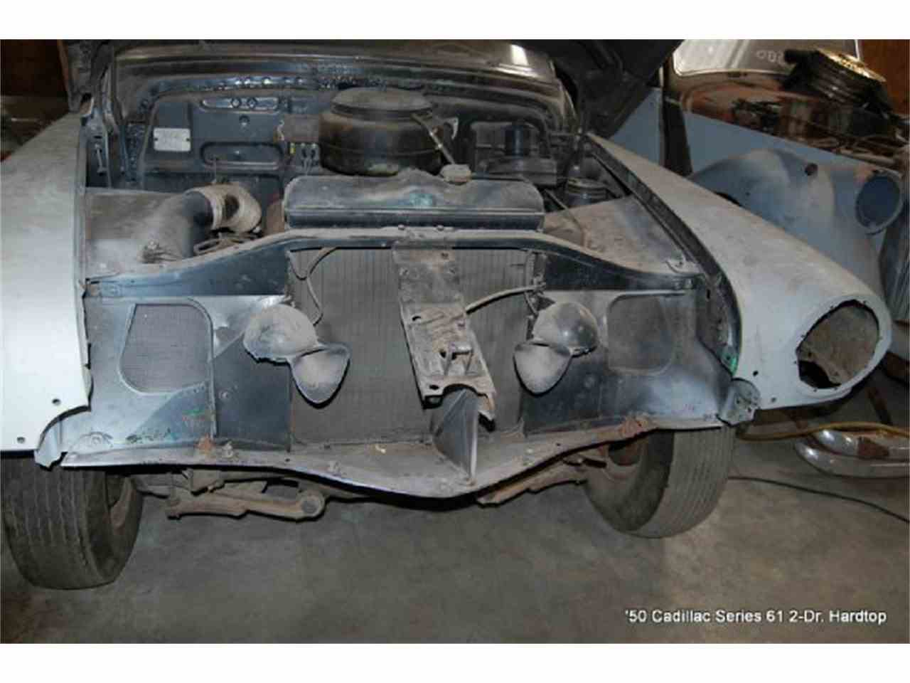 Large Picture of '50 Series 61 Hardtop Project located in Georgia - $5,500.00 Offered by Brandon Classics - DDK3