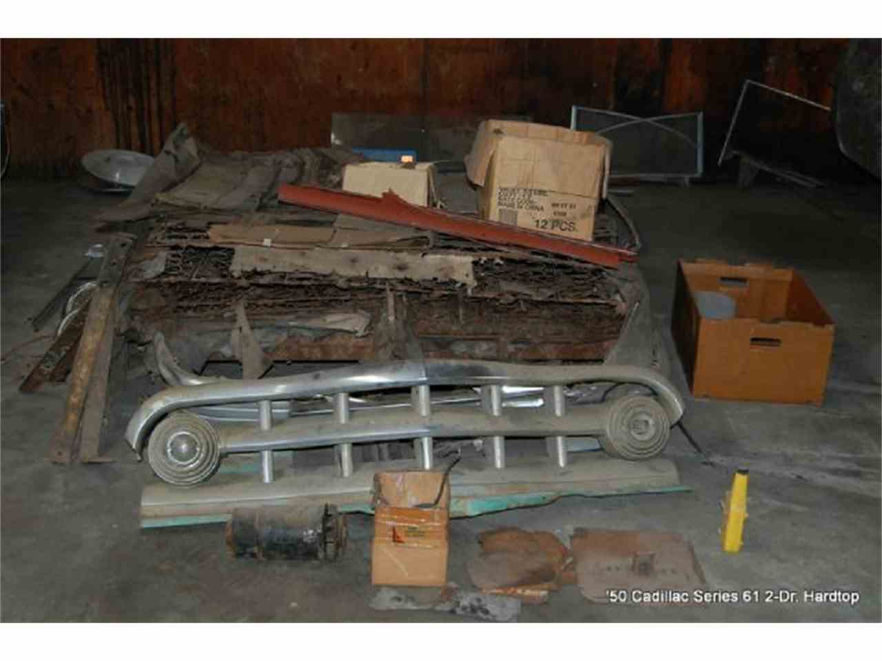 Large Picture of Classic 1950 Series 61 Hardtop Project - $5,500.00 Offered by Brandon Classics - DDK3