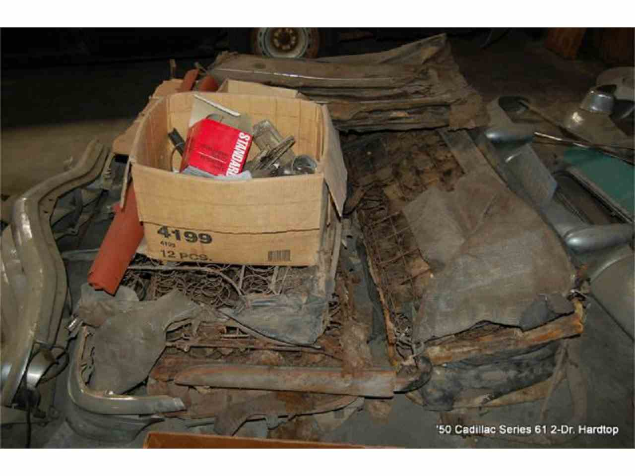 Large Picture of 1950 Cadillac Series 61 Hardtop Project located in Georgia - DDK3