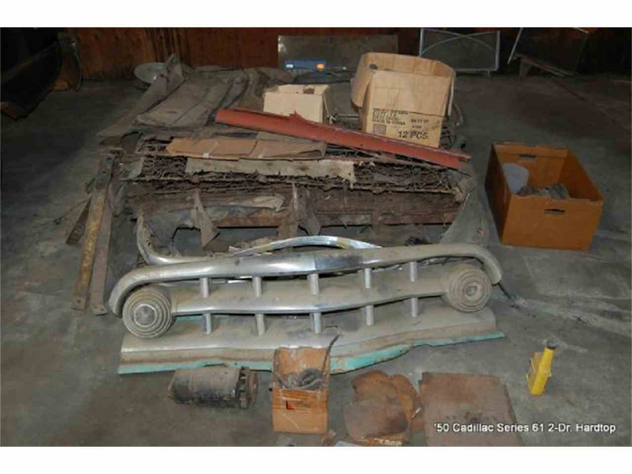Large Picture of Classic '50 Cadillac Series 61 Hardtop Project located in Georgia - DDK3
