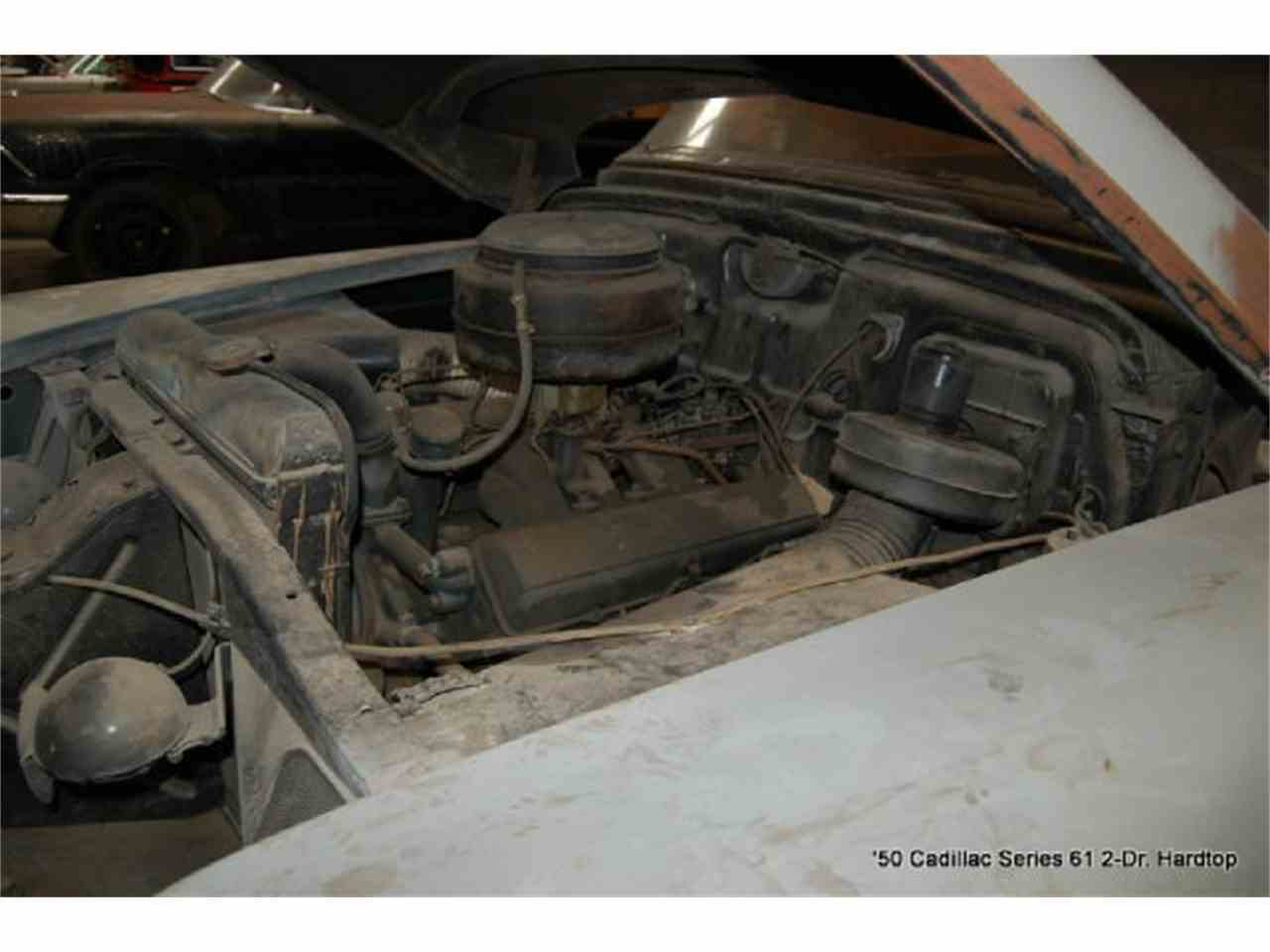Large Picture of Classic 1950 Cadillac Series 61 Hardtop Project - $5,500.00 Offered by Brandon Classics - DDK3