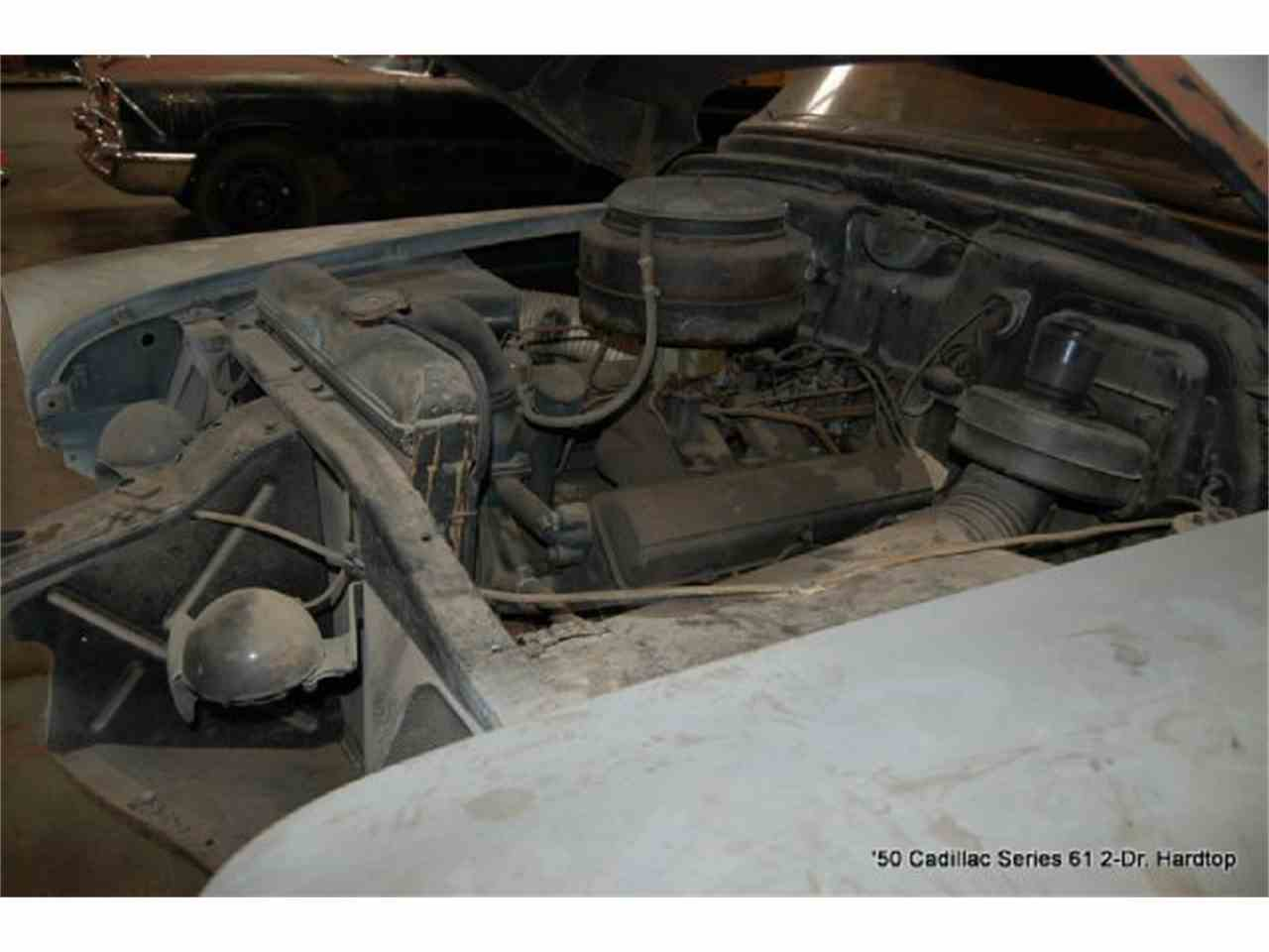 Large Picture of '50 Cadillac Series 61 Hardtop Project located in St. Simons Island Georgia Offered by Brandon Classics - DDK3