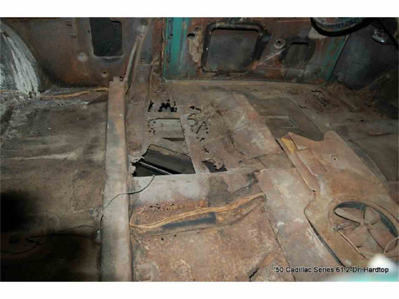 Large Picture of 1950 Cadillac Series 61 Hardtop Project - $5,500.00 - DDK3