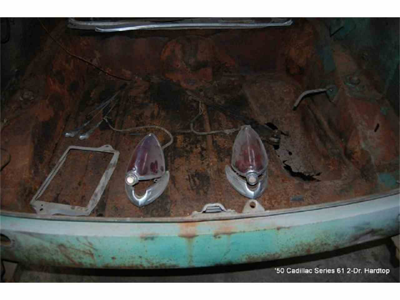 Large Picture of Classic '50 Series 61 Hardtop Project located in St. Simons Island Georgia - $5,500.00 - DDK3