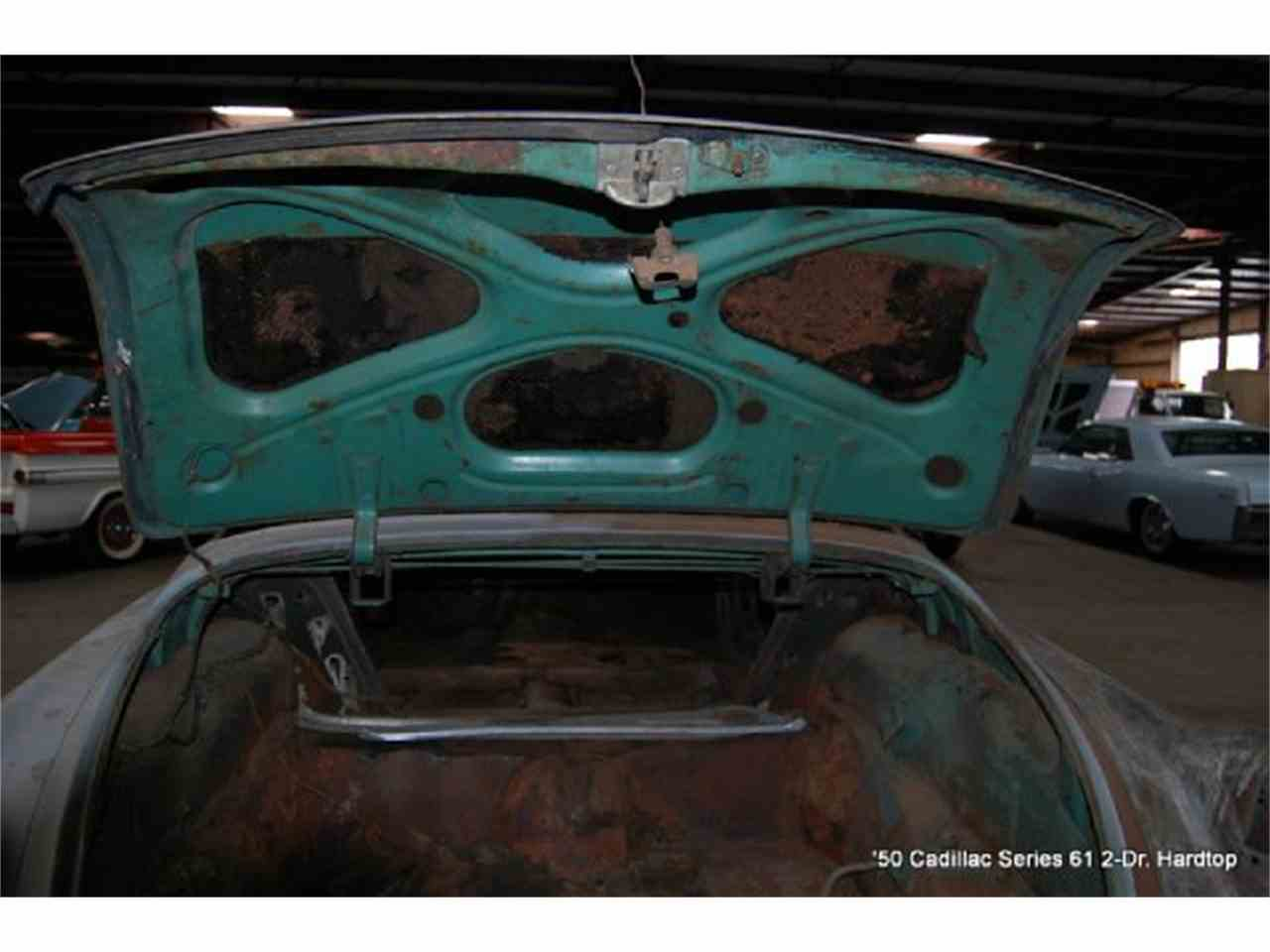 Large Picture of Classic '50 Cadillac Series 61 Hardtop Project located in St. Simons Island Georgia Offered by Brandon Classics - DDK3