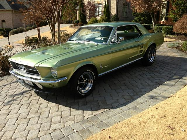 1967 Ford Mustang | 624192