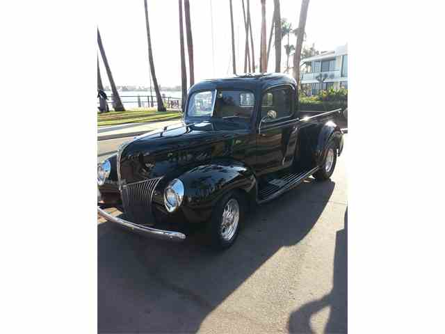 1940 Ford 1/2 Ton Pickup | 624558