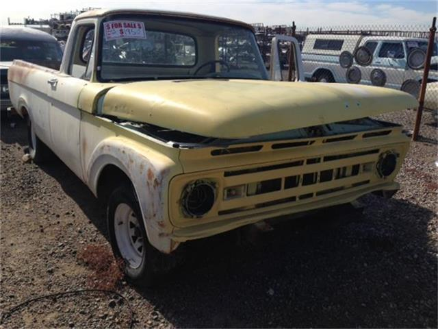 1961 Ford 1/2 Ton Pickup | 624561