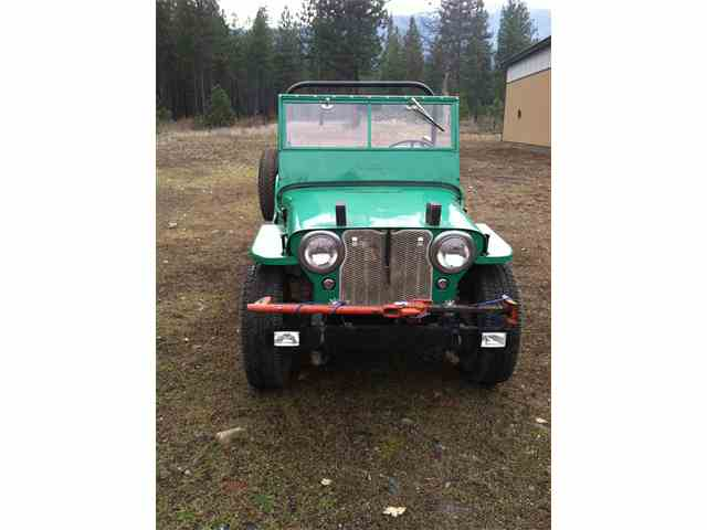 1946 Willys CJ2A | 624573